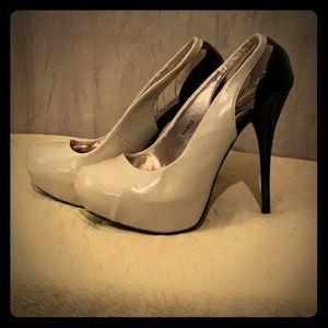 Charlotte Russe platform heels.